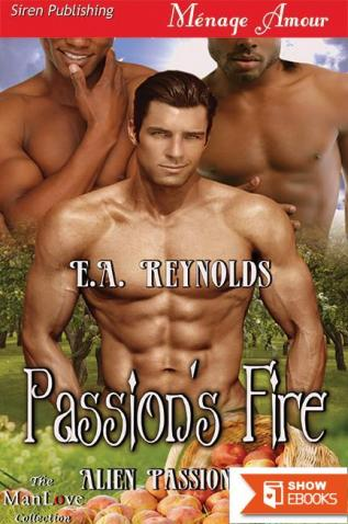 Passion's Fire [Alien Passions 3] (Siren Publishing Menage Amour ManLove)